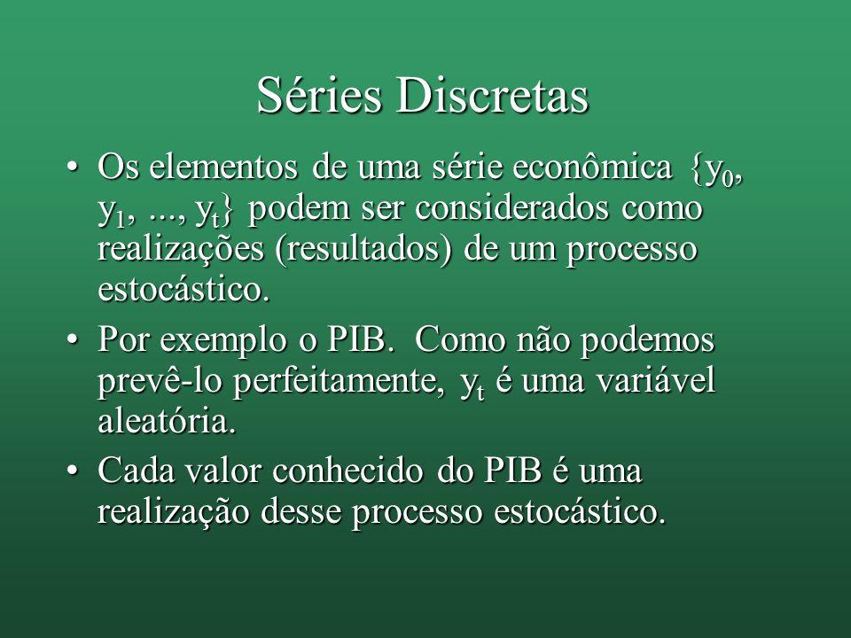 Séries Discretas