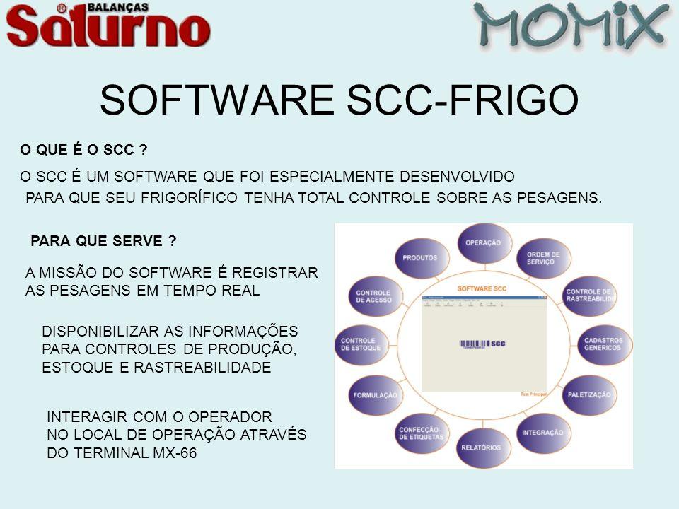 SOFTWARE SCC-FRIGO O QUE É O SCC