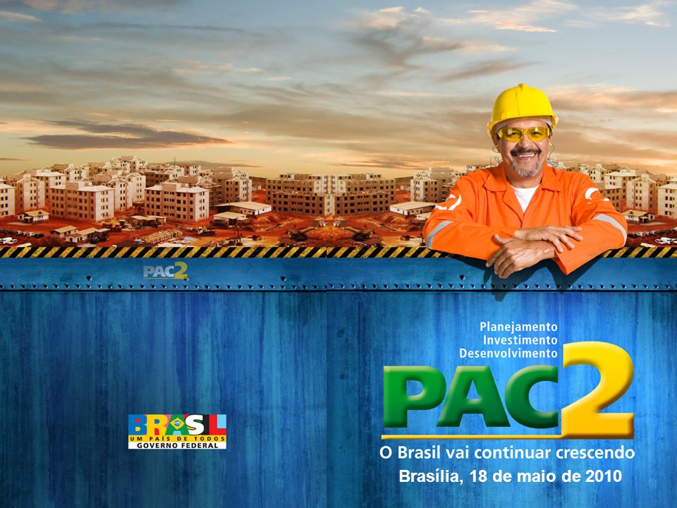 Brasília, 18 de maio de 2010 1