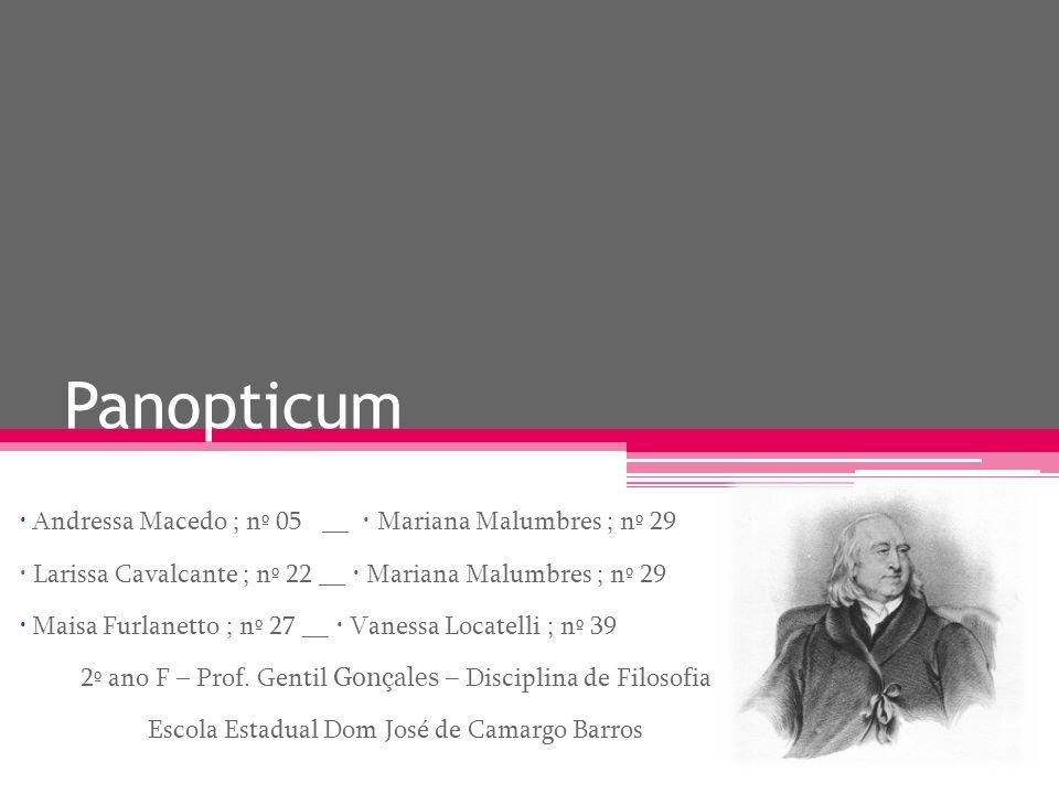 Panopticum Andressa Macedo ; nº 05 __  Mariana Malumbres ; nº 29