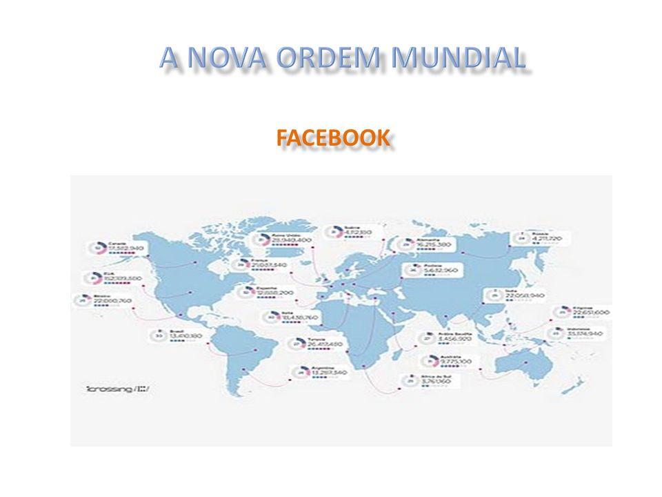 A NOVA ORDEM MUNDIAL FACEBOOK