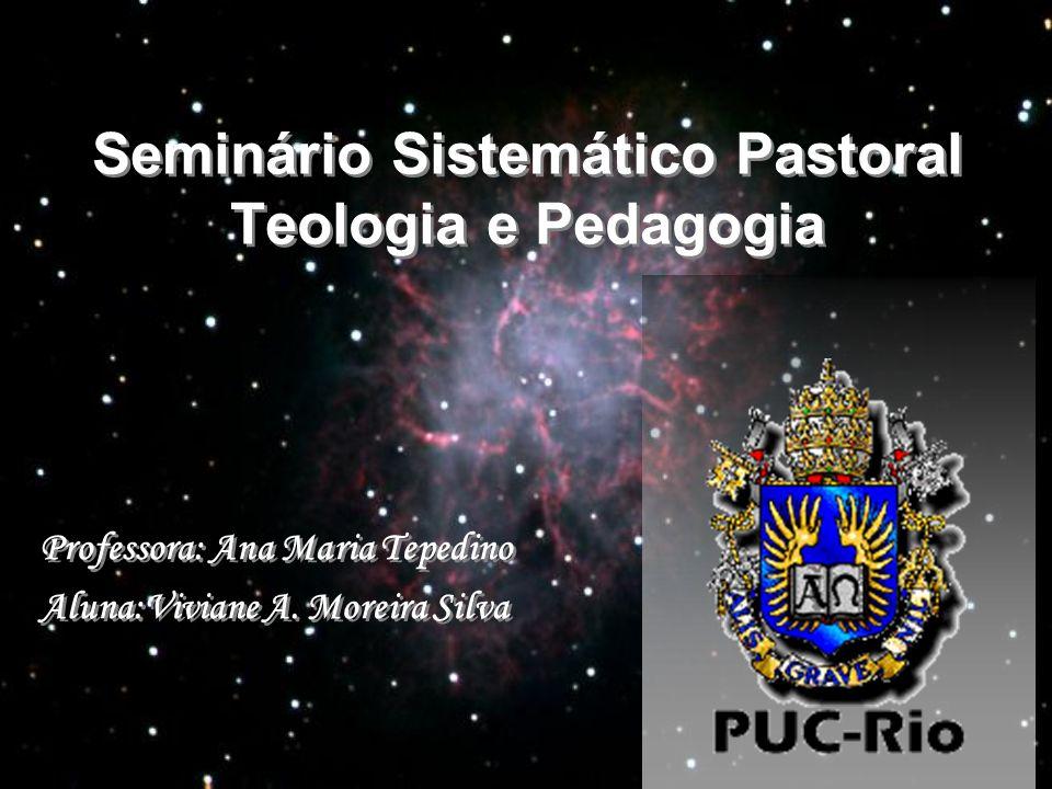 Seminário Sistemático Pastoral Teologia e Pedagogia