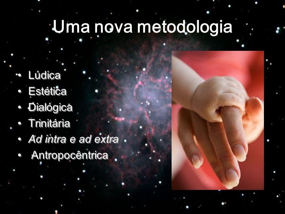 Uma nova metodologia Lúdica Estética Dialógica Trinitária