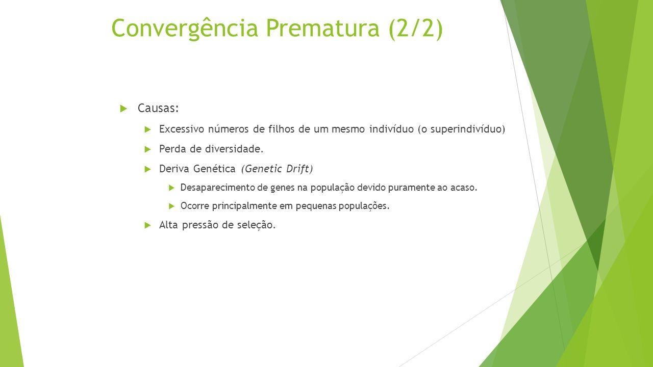 Convergência Prematura (2/2)