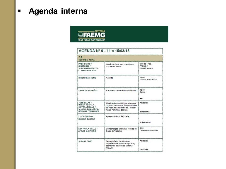 Agenda interna