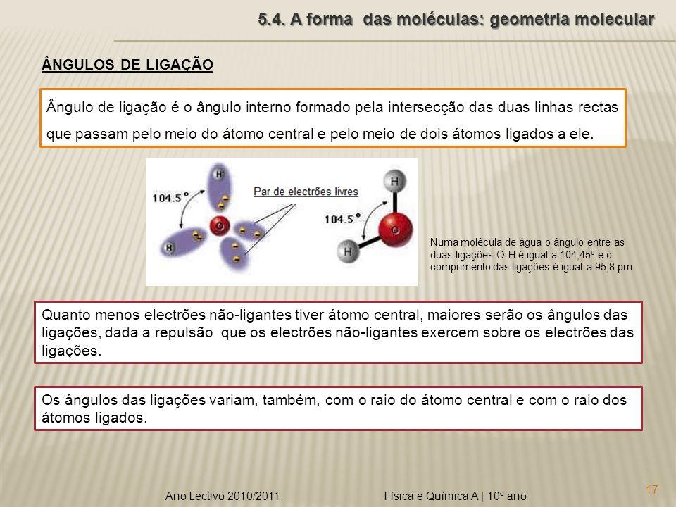 Física e Química A | 10º ano