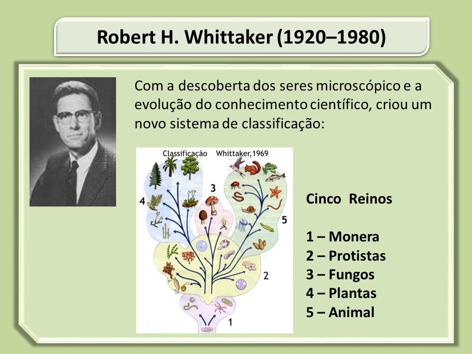 Robert H. Whittaker (1920–1980)