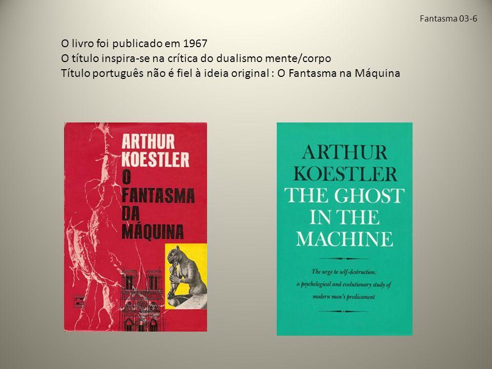 O livro foi publicado em 1967