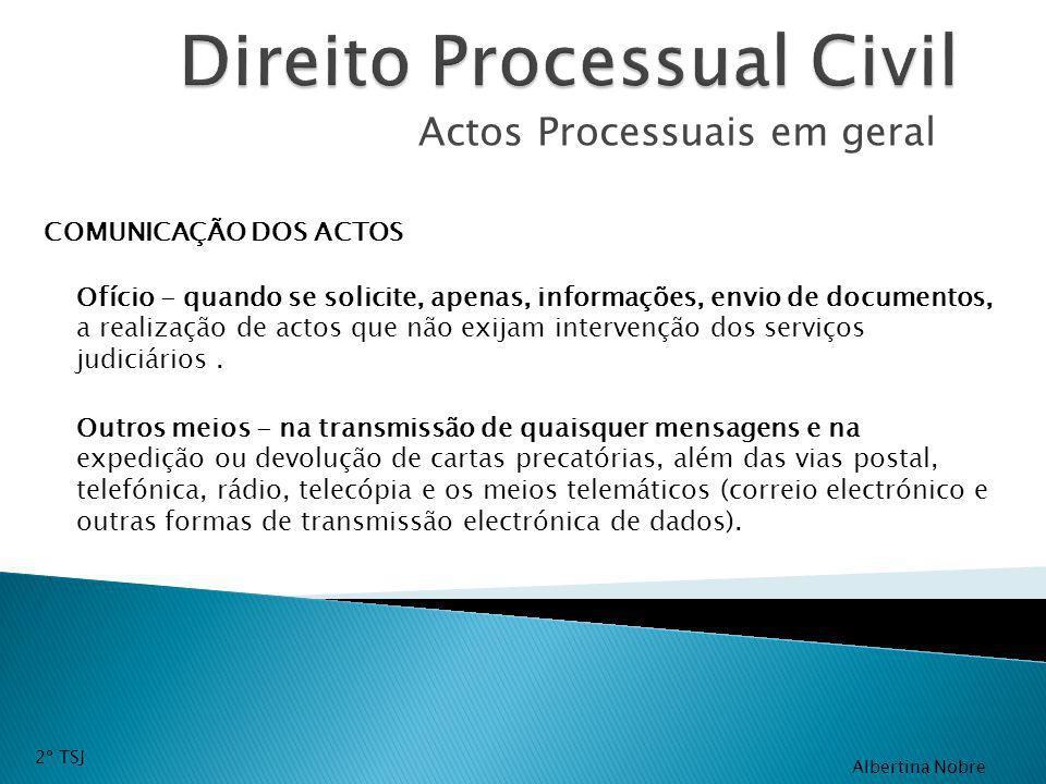 Direito Processual Civil