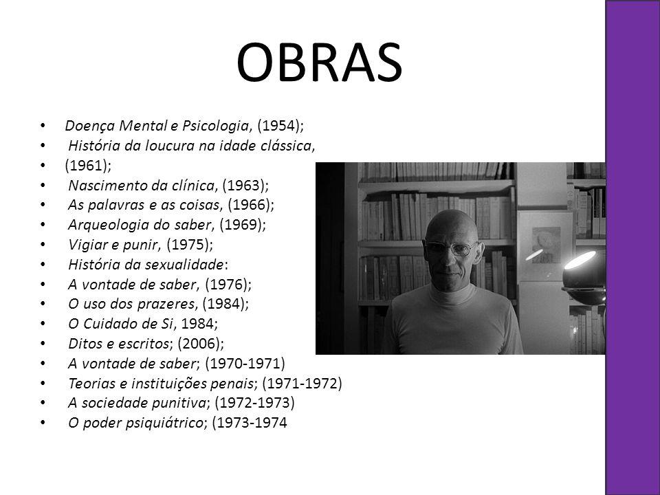 OBRAS Doença Mental e Psicologia, (1954);