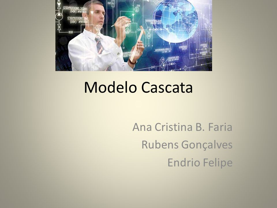 Ana Cristina B. Faria Rubens Gonçalves Endrio Felipe