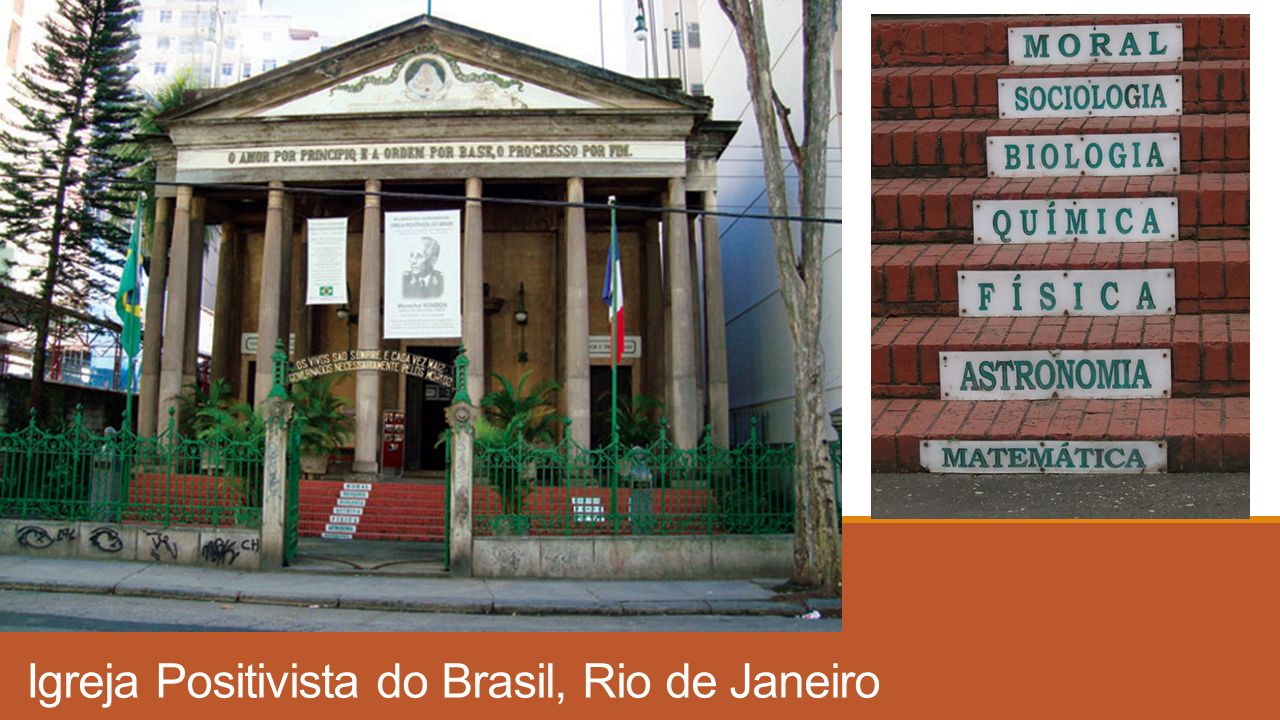 Igreja Positivista do Brasil, Rio de Janeiro