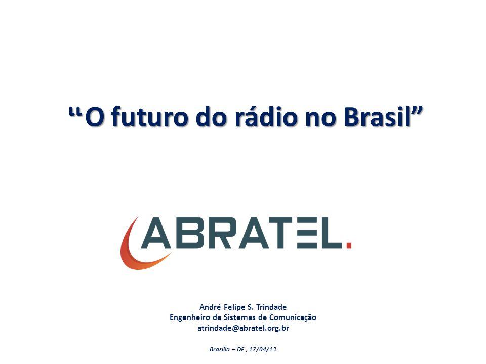 O futuro do rádio no Brasil