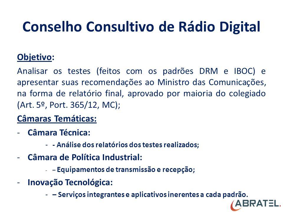 Conselho Consultivo de Rádio Digital