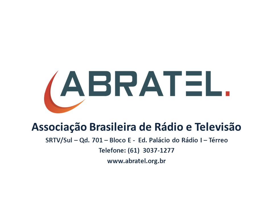 Associação Brasileira de Rádio e Televisão