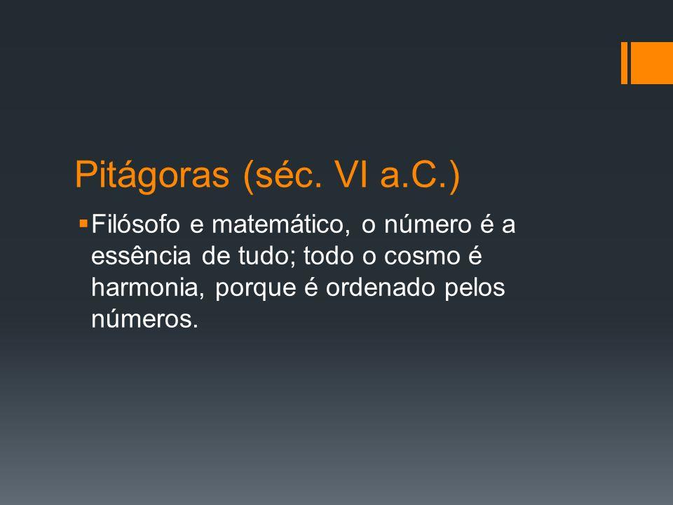 Pitágoras (séc.