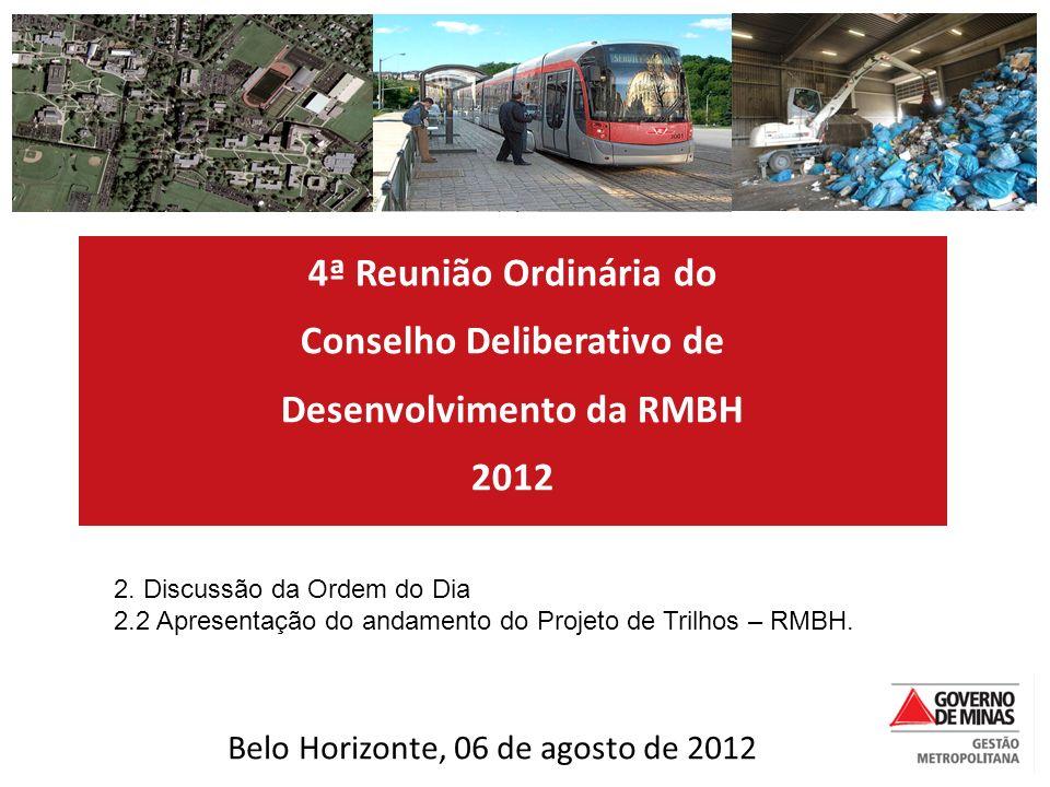 Conselho Deliberativo de Desenvolvimento da RMBH