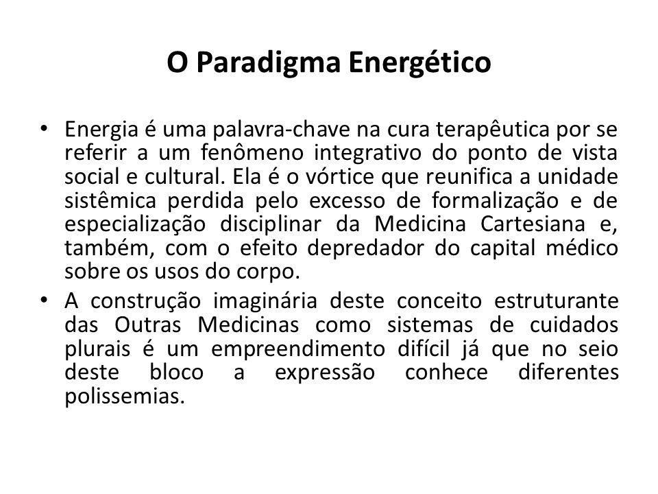O Paradigma Energético