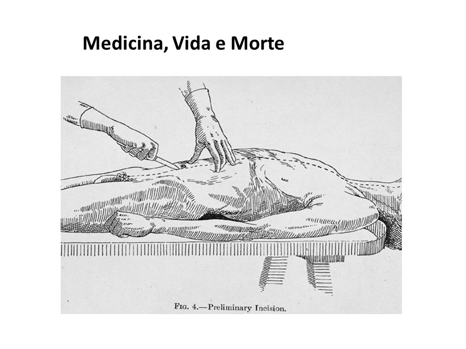 Medicina, Vida e Morte