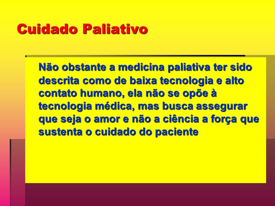 Cuidado Paliativo