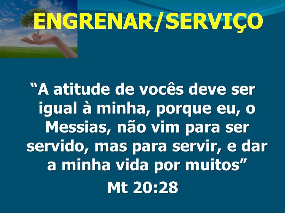 ENGRENAR/SERVIÇO