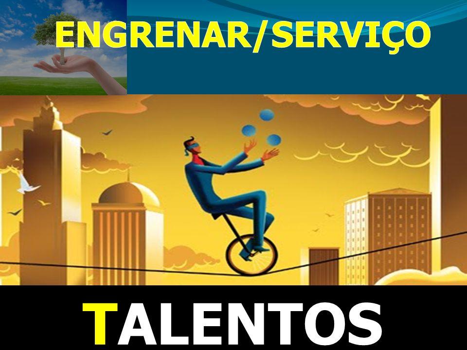ENGRENAR/SERVIÇO TALENTOS