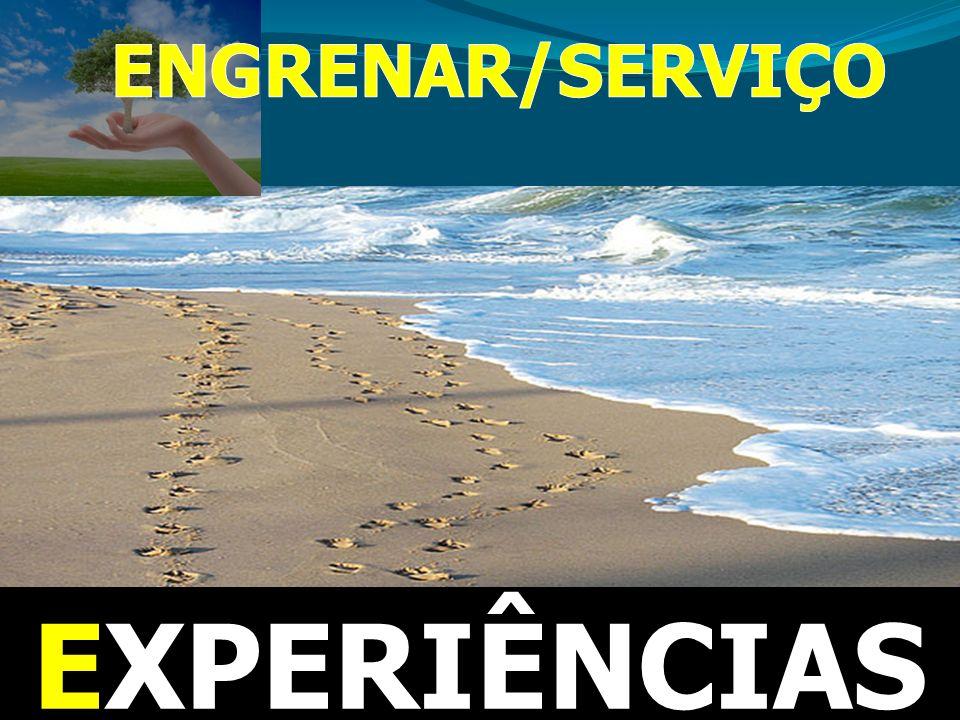 ENGRENAR/SERVIÇO EXPERIÊNCIAS