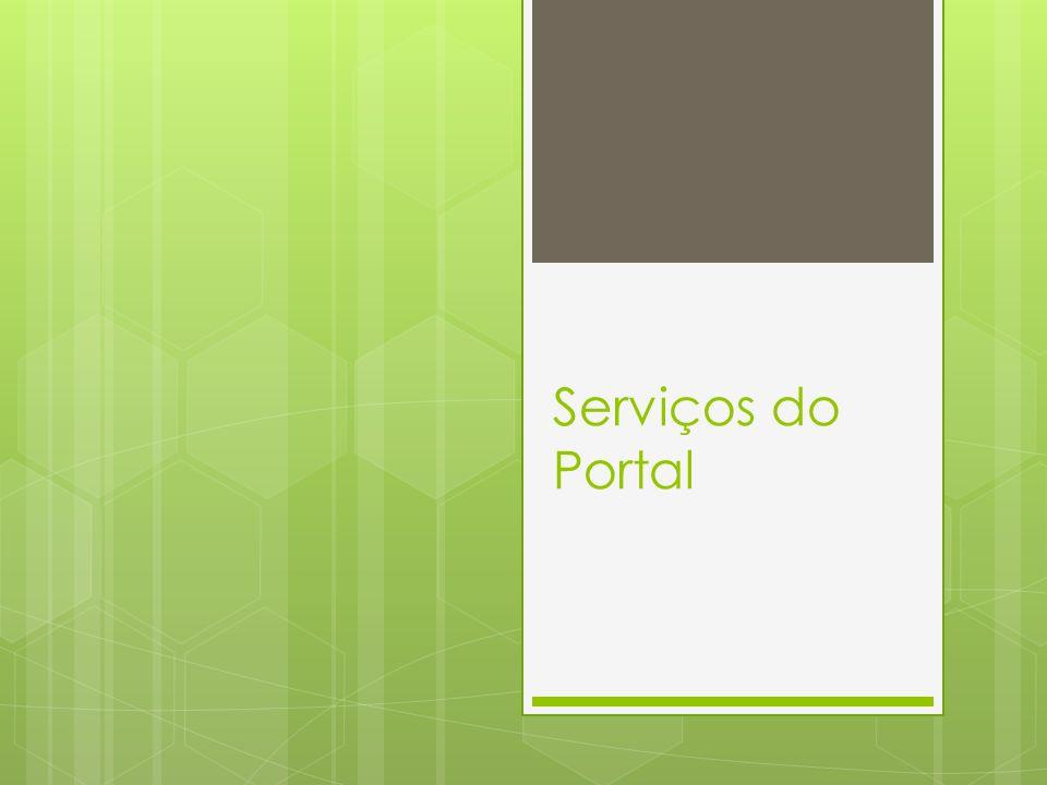 Serviços do Portal (Intermediate)