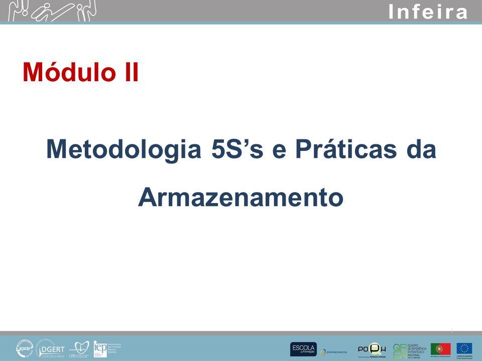Metodologia 5S's e Práticas da Armazenamento
