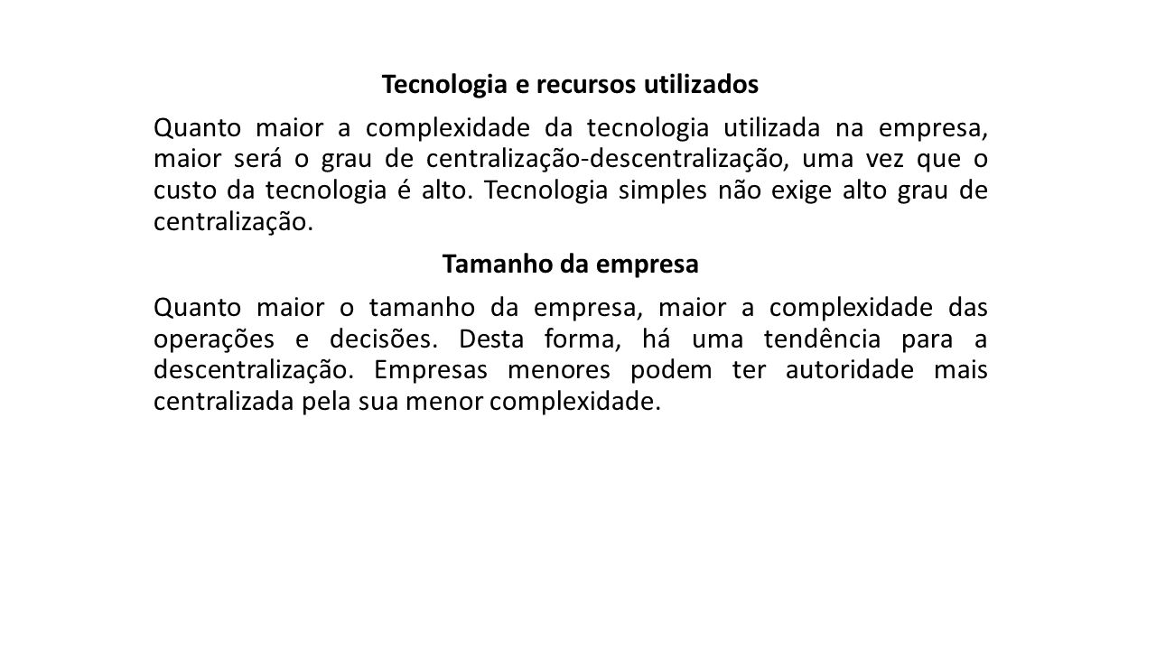 Tecnologia e recursos utilizados