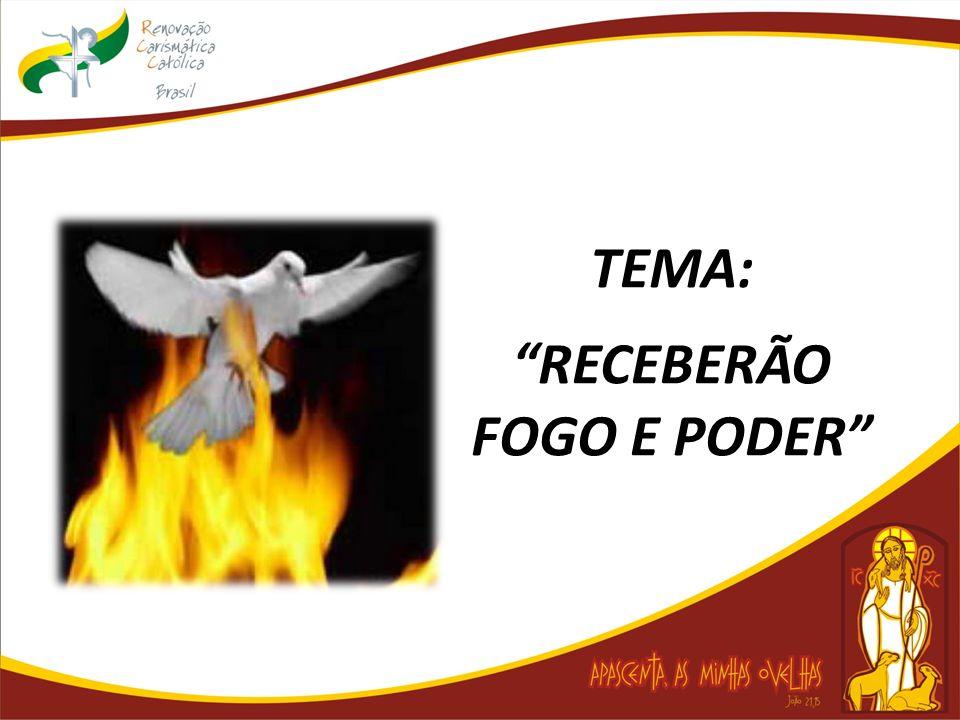 RECEBERÃO FOGO E PODER
