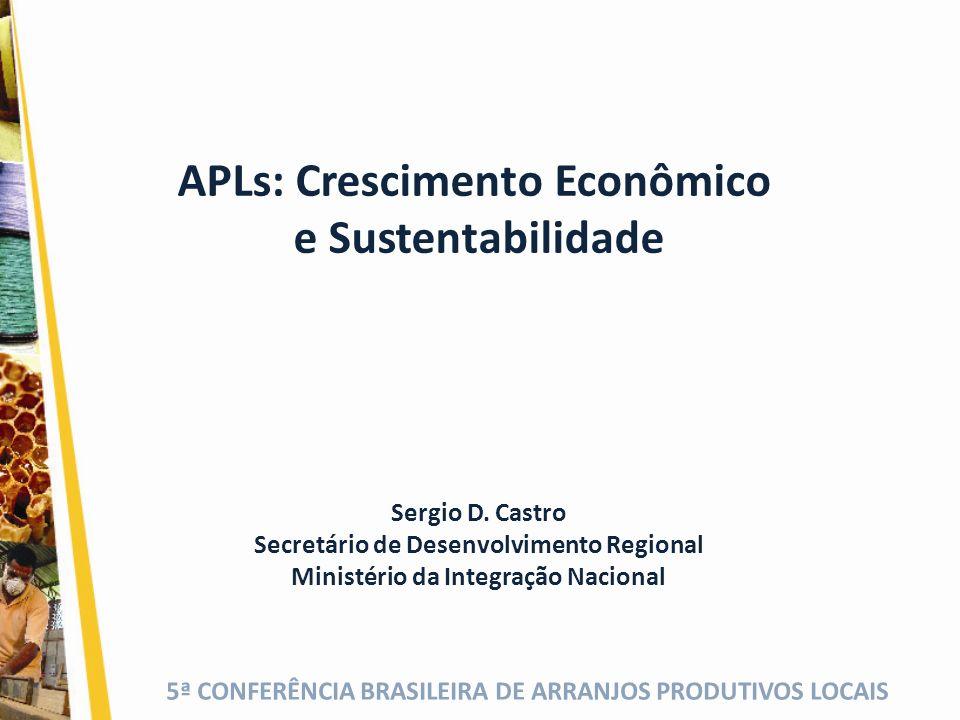 APLs: Crescimento Econômico e Sustentabilidade