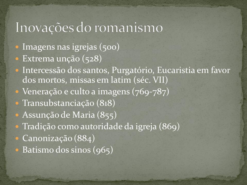 Inovações do romanismo
