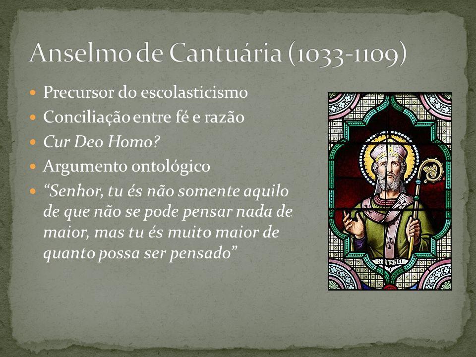 Anselmo de Cantuária (1033-1109)