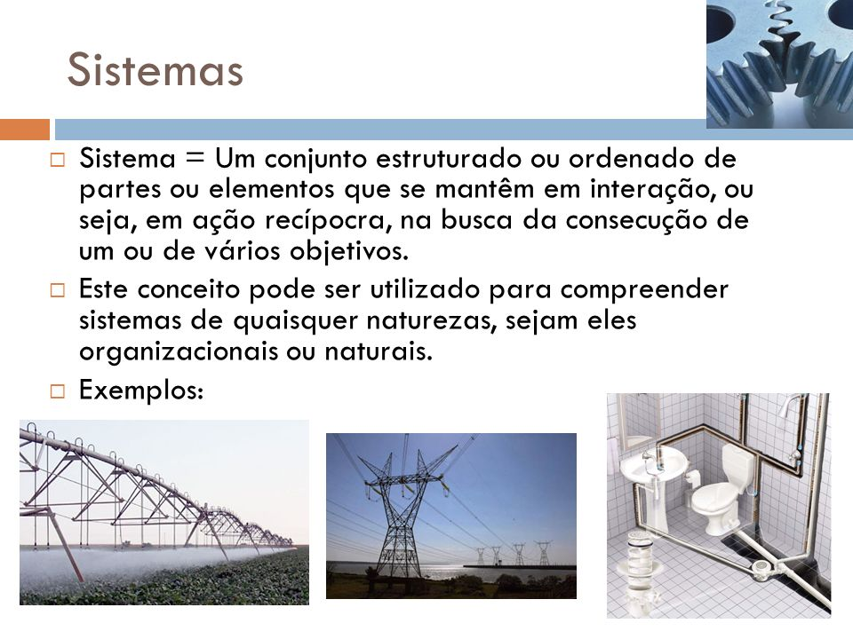 Sistemas