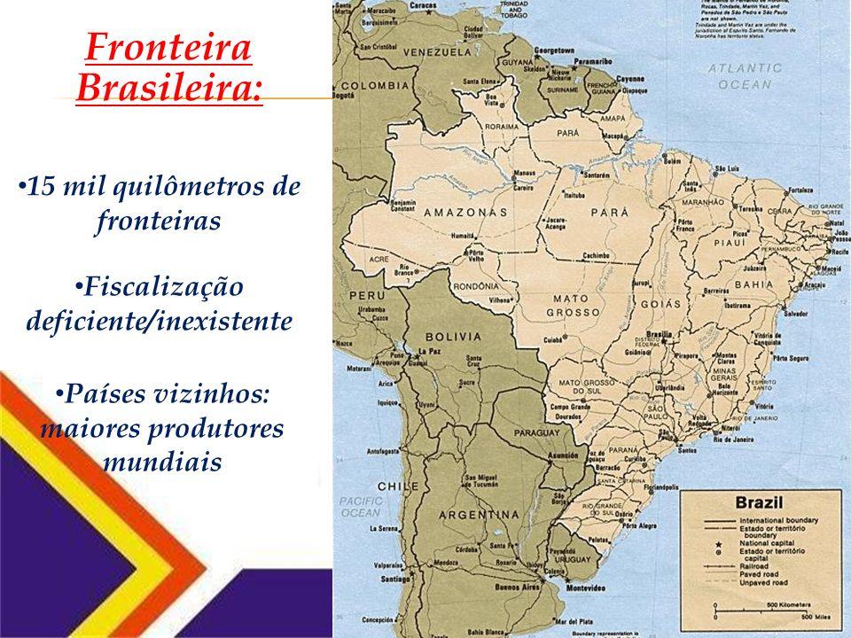 Fronteira Brasileira: