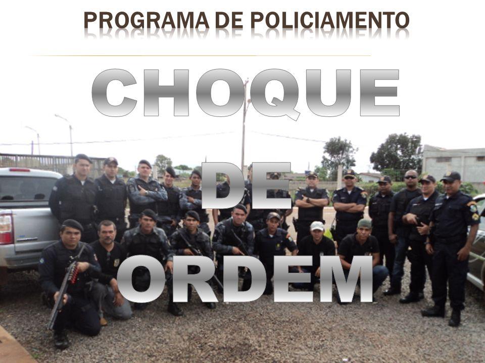 PROGRAMA DE POLICIAMENTO