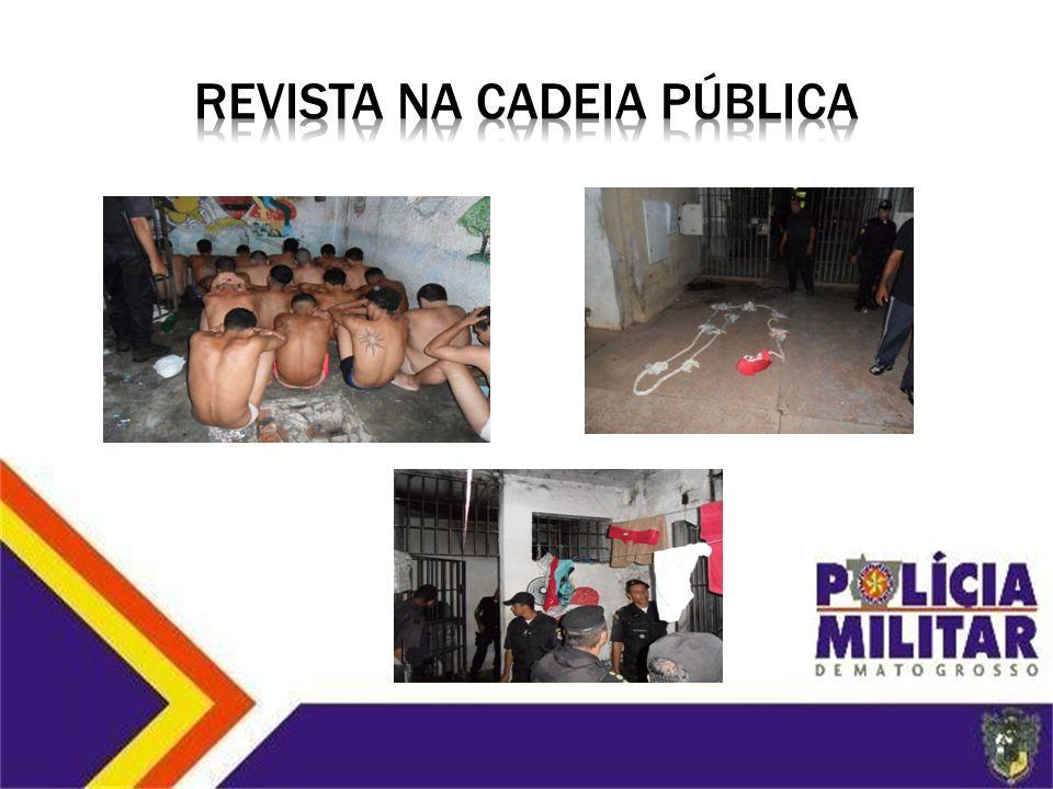 REVISTA NA CADEIA Pública