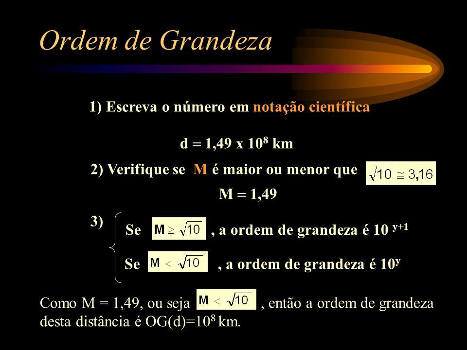 1) Escreva o número em notação científica