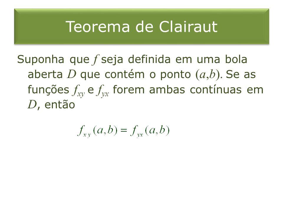 Teorema de Clairaut