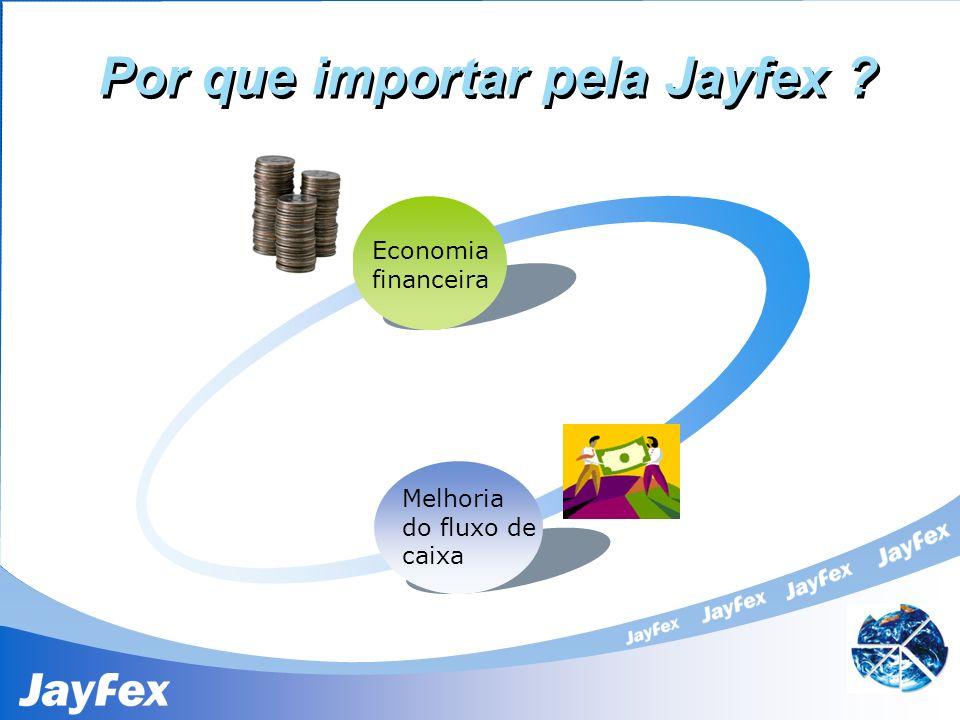 Por que importar pela Jayfex