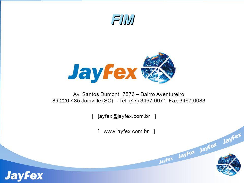 FIM Av. Santos Dumont, 7576 – Bairro Aventureiro