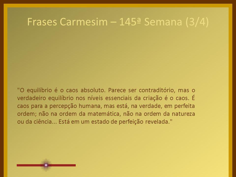 Frases Carmesim – 145ª Semana (3/4)