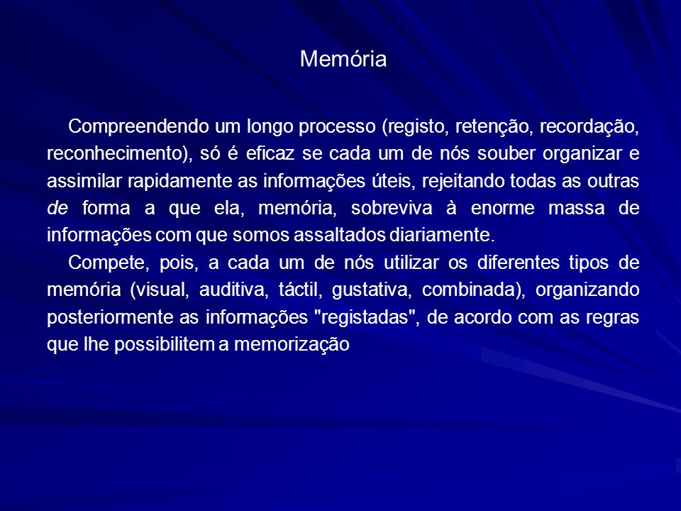 Memória