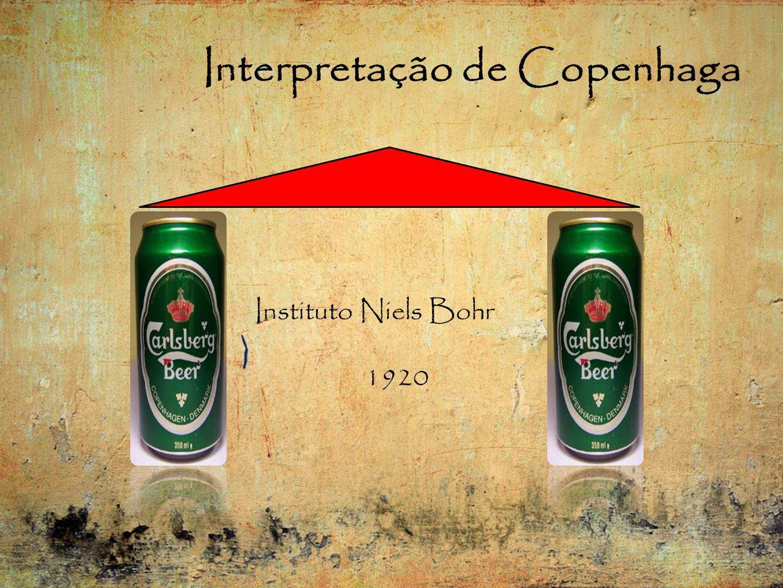 Interpretação de Copenhaga