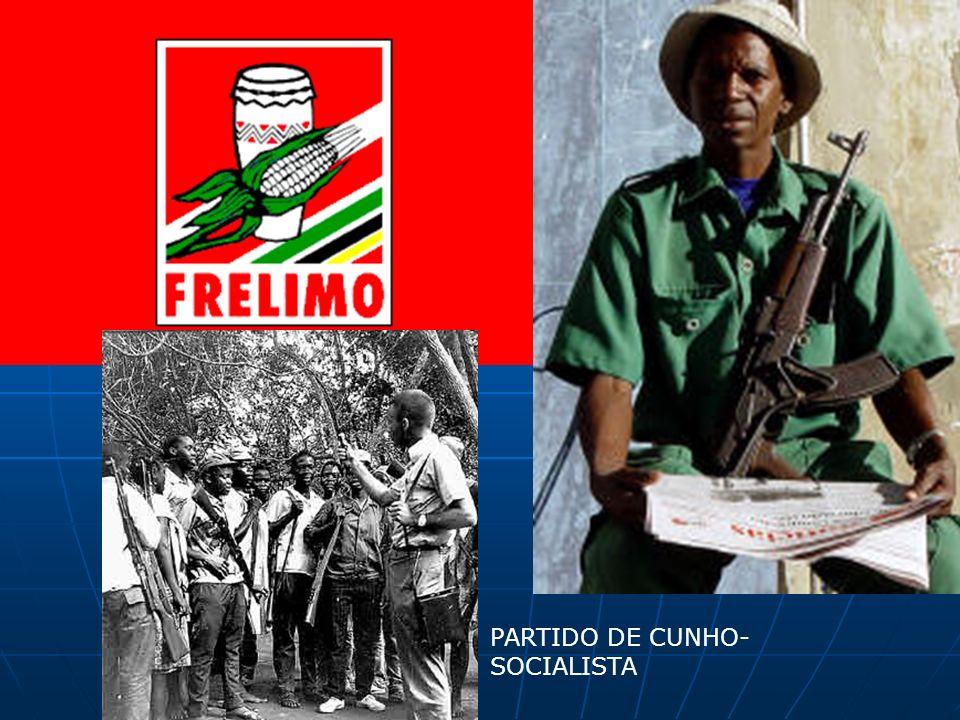 PARTIDO DE CUNHO-SOCIALISTA