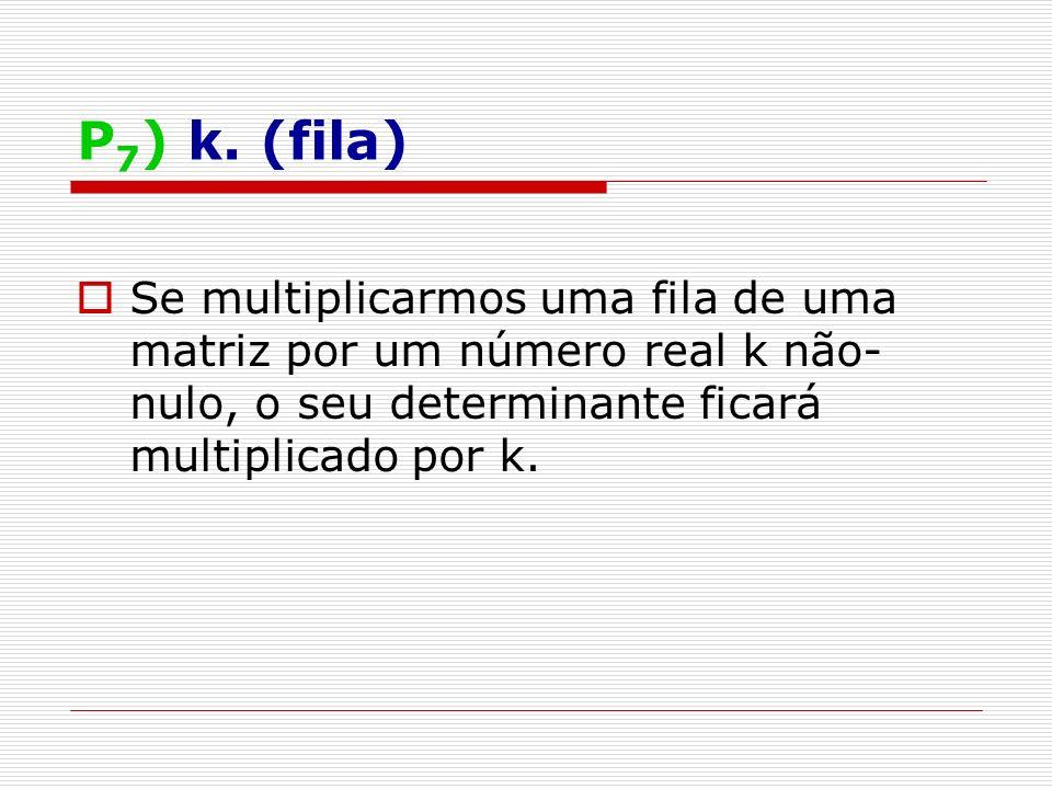 P7) k.