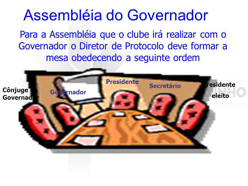 Assembléia do Governador
