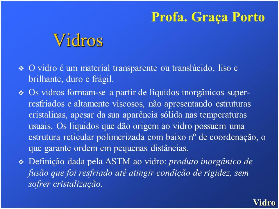 Vidros Profa. Graça Porto