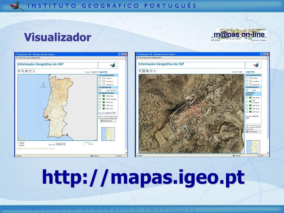 3/30/2017 Visualizador http://mapas.igeo.pt
